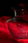 29th Nov 2013 - Vase in red