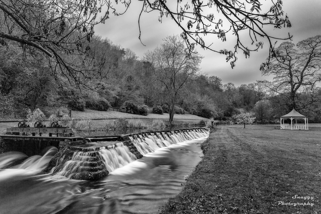 Day 332 - Weir by snaggy