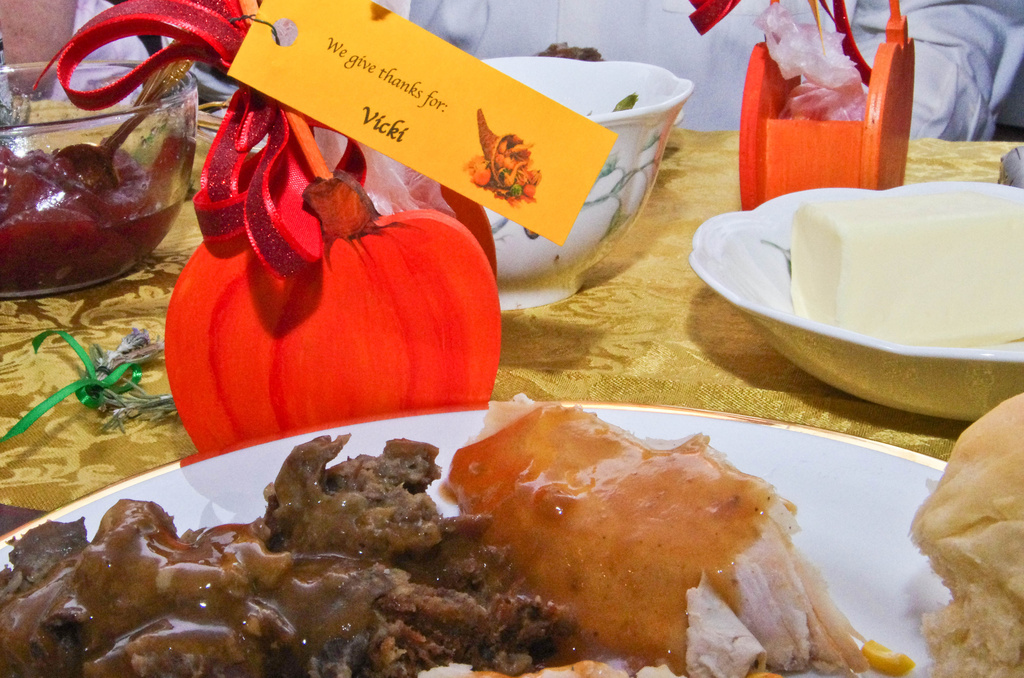 Thanksgiving by vickisfotos