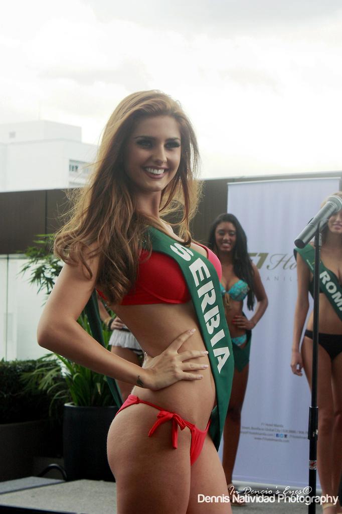 Miss Earth Serbia 2013 by iamdencio