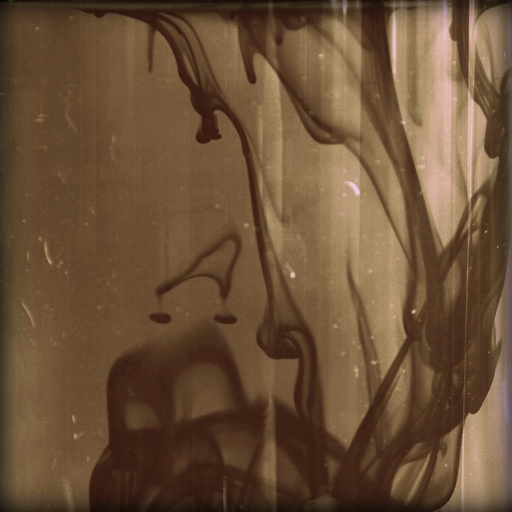 Inky Water by salza