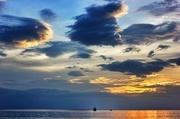 1st Dec 2013 - Island sunset...