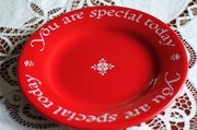2nd Dec 2013 - The Red Plate