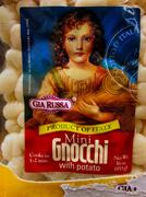 3rd Dec 2013 - Gnocchi