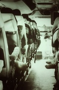 3rd Dec 2013 - On the bus ...