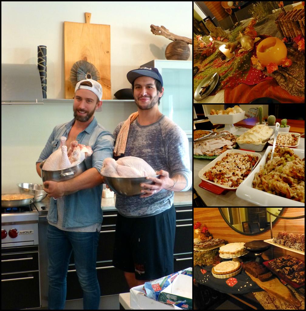 Happy Thanksgiving by kjarn