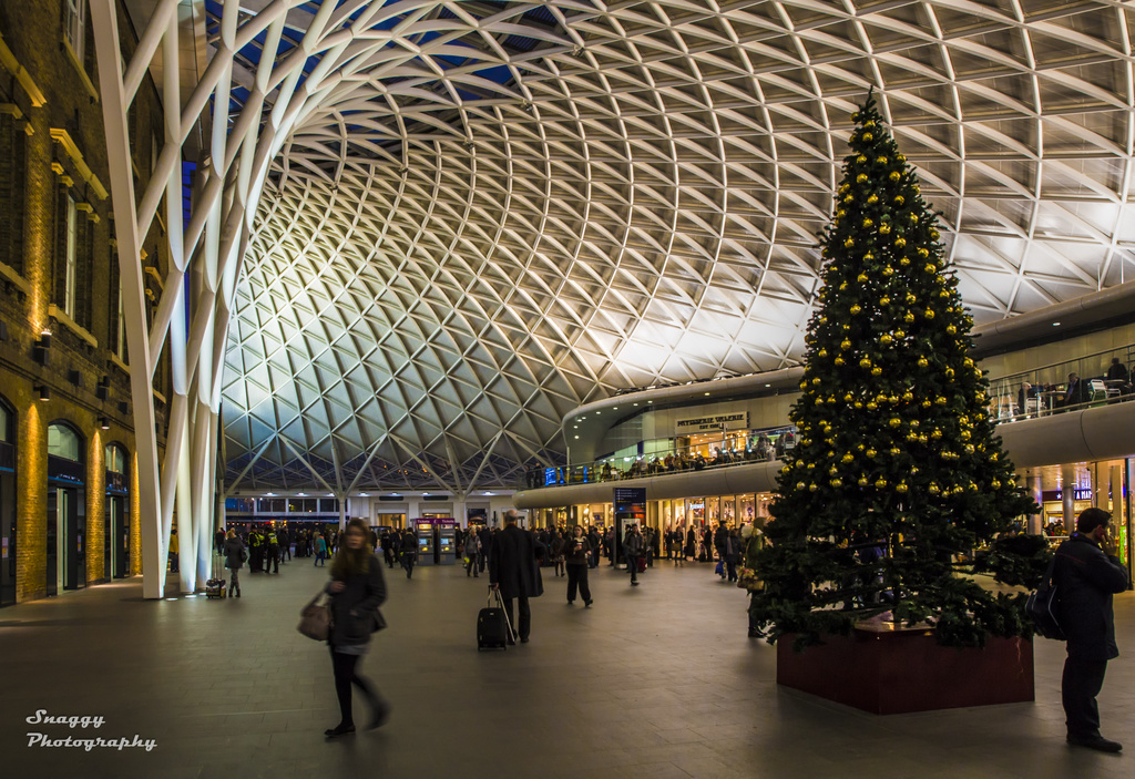 Day 337 - King's Cross Revisited by snaggy