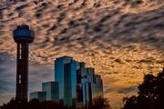 5th Dec 2013 - Clouds Over Dallas