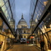 St Paul's by padlock