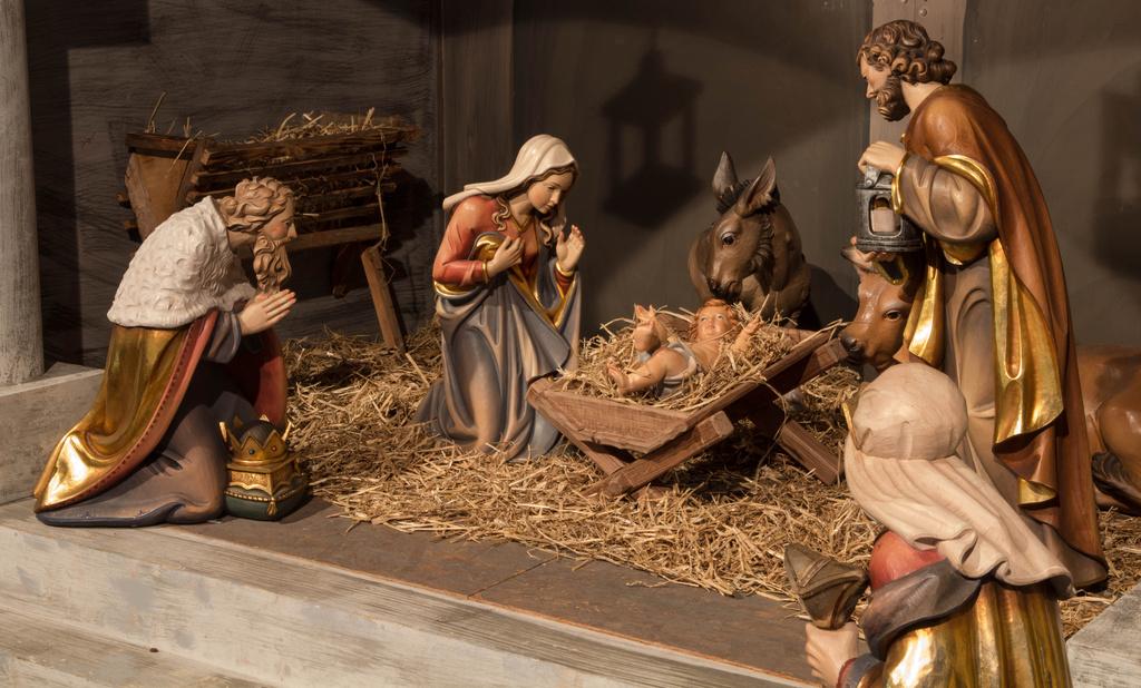 Nativity in Vaduz by rachel70