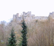 7th Dec 2013 - Ludlow Castle on a winter day....