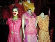 7th Dec 2013 - Scary fashion....