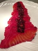 8th Dec 2013 - Gravlax salmon