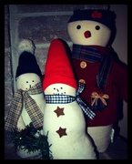 11th Dec 2013 - Snowmen