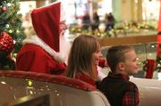 11th Dec 2013 - Photo With Santa