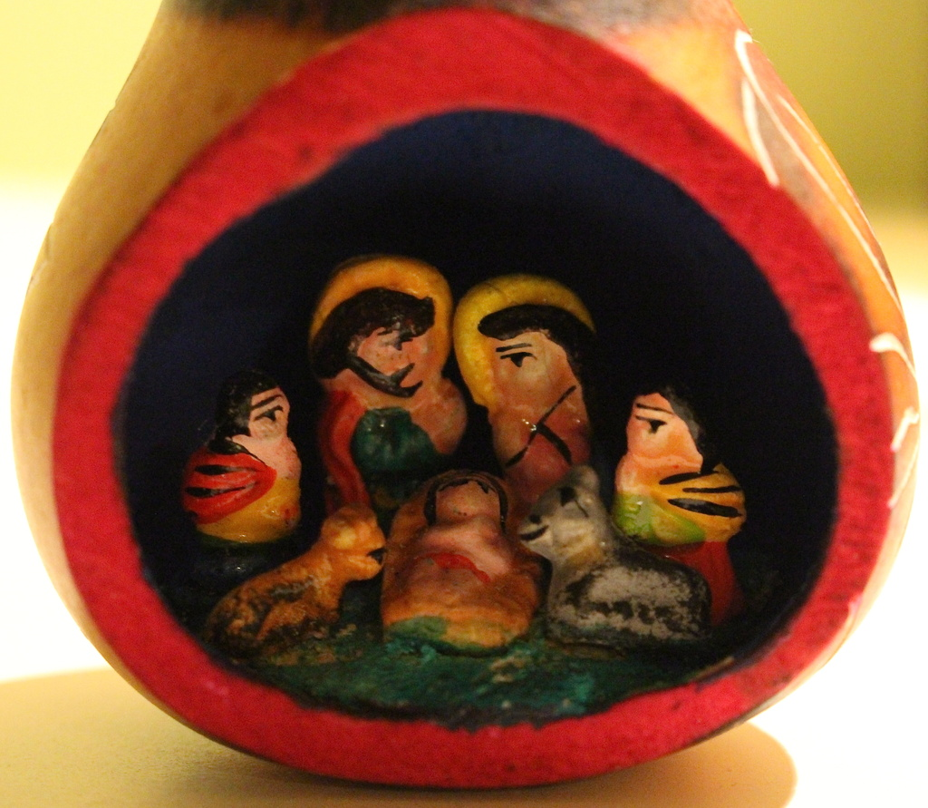 Manger in a Gourd by princessleia