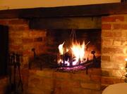 8th Dec 2013 - A cosy fire