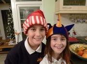 5th Dec 2013 - Christmas smiles