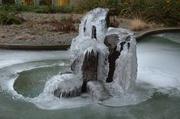 9th Dec 2013 - Frozen Fountain