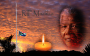 15th Dec 2013 - Tribute to Madiba