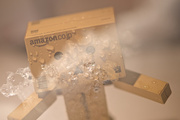 15th Dec 2013 - Danbo's First Snowball Fight
