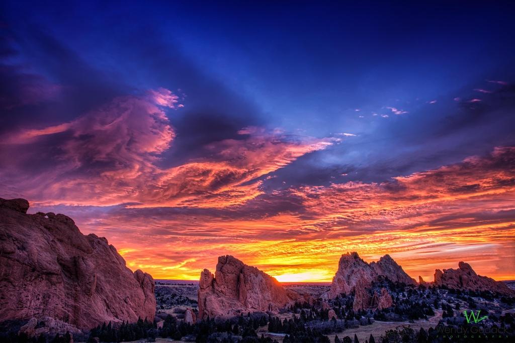 Beautiful Sky Morning by exposure4u