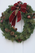 19th Dec 2013 - Christmas Wreath