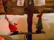 20th Dec 2013 - Santa has come down from the attic....