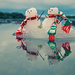 Iceberg Snowmen by kwind