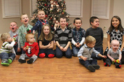 21st Dec 2013 - Family Christmas Party