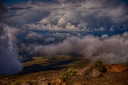 23rd Dec 2013 - Haleakala National Park at 6500 Feet