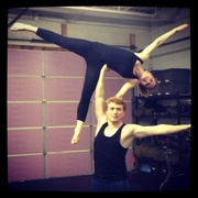 Acro with Oliver  on 365 Project