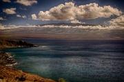25th Dec 2013 - Haleakala Teases Us as We Leave