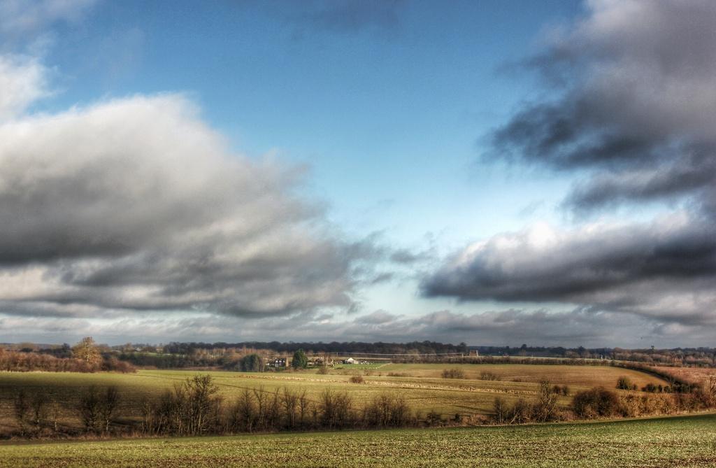 A break in the clouds... by streats