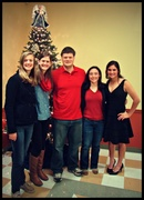 24th Dec 2013 - Cousins on Christmas Eve