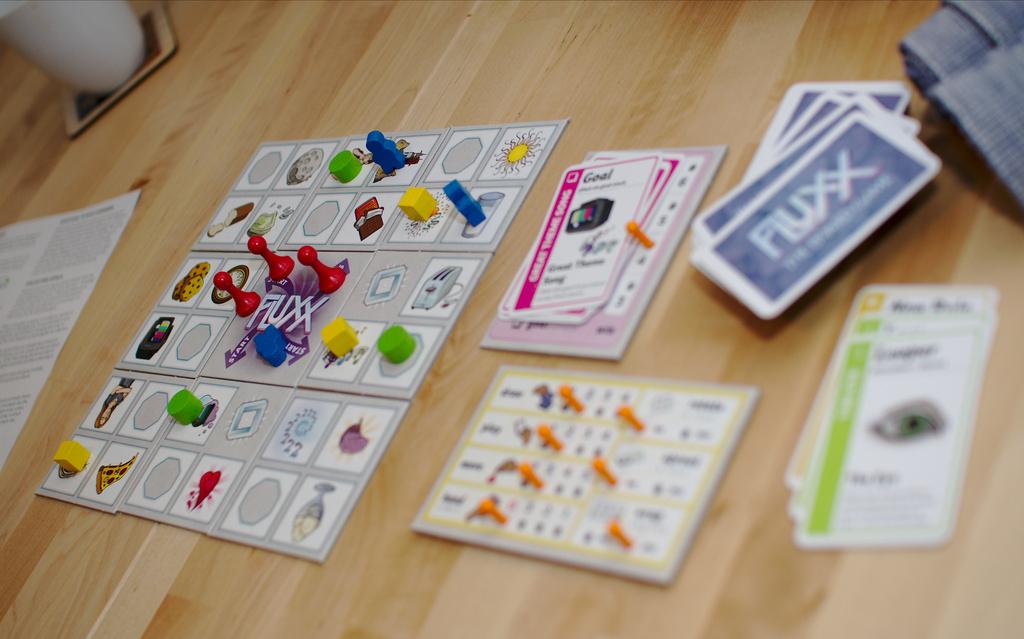 Fluxx the Board Game by darkhorse