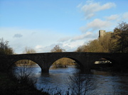 26th Dec 2013 - The old bridge over the river Teme  in Ludlow.