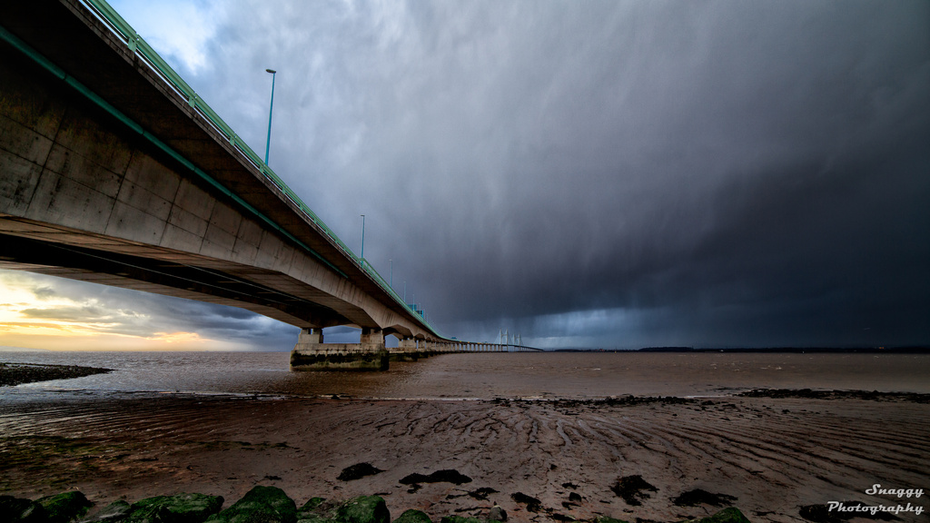 Day 361 - Shower over the Severn by snaggy
