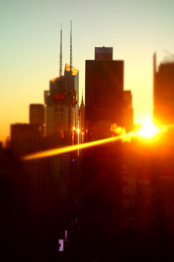 Good morning New York ! by cocobella
