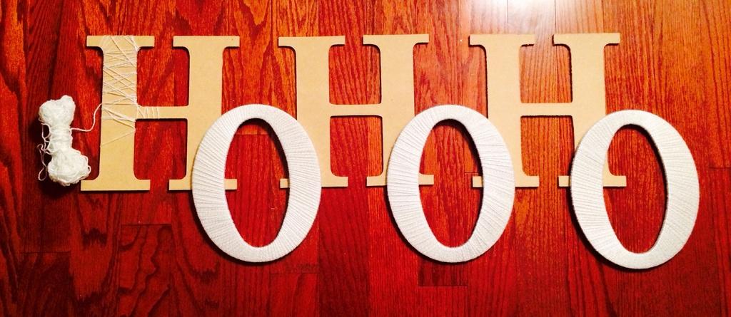HOHOHO by lisaconrad