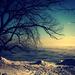 Winter Lake by pdulis