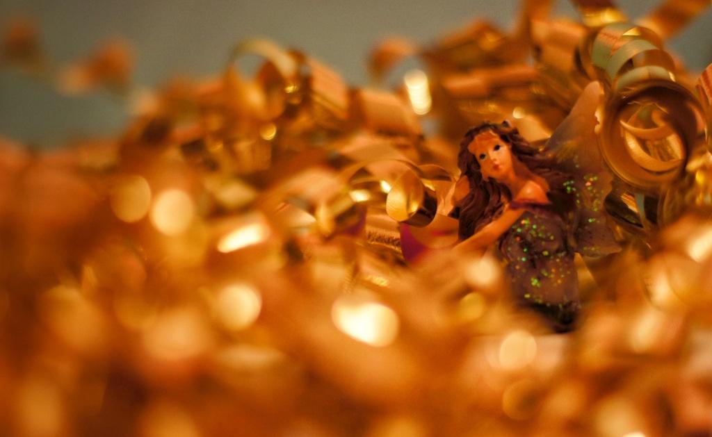 Fairy on Strike by jesperani