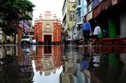 10th Oct 2013 - Calcutta in Reflection
