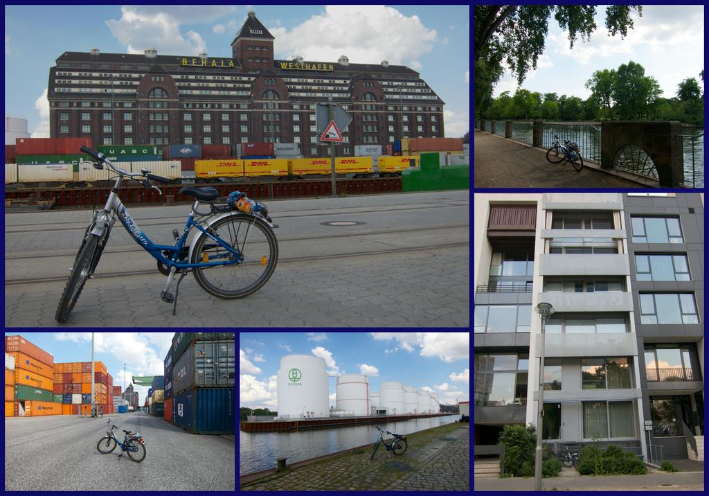 Goodbye Berlin Collage by jyokota