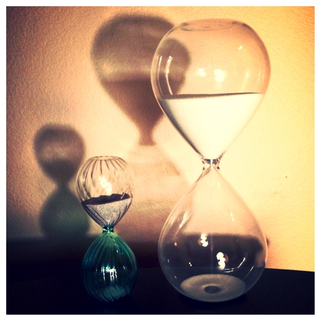 Time Is Running Out by lisaconrad