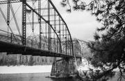 1st Jan 2014 - Old Red Bridge