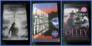 4th Jan 2014 - Holiday Books