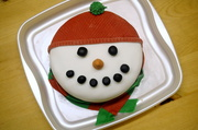 1st Jan 2014 - Christmas Cake