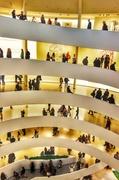 4th Jan 2014 - Balconies in Guggenheim