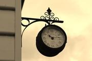4th Jan 2014 - The Old Railway Clock...